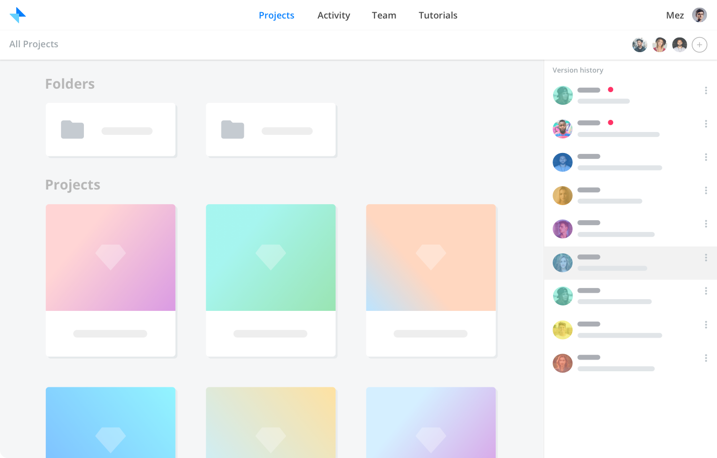 Plant – version control app and Sketch plugin for designers