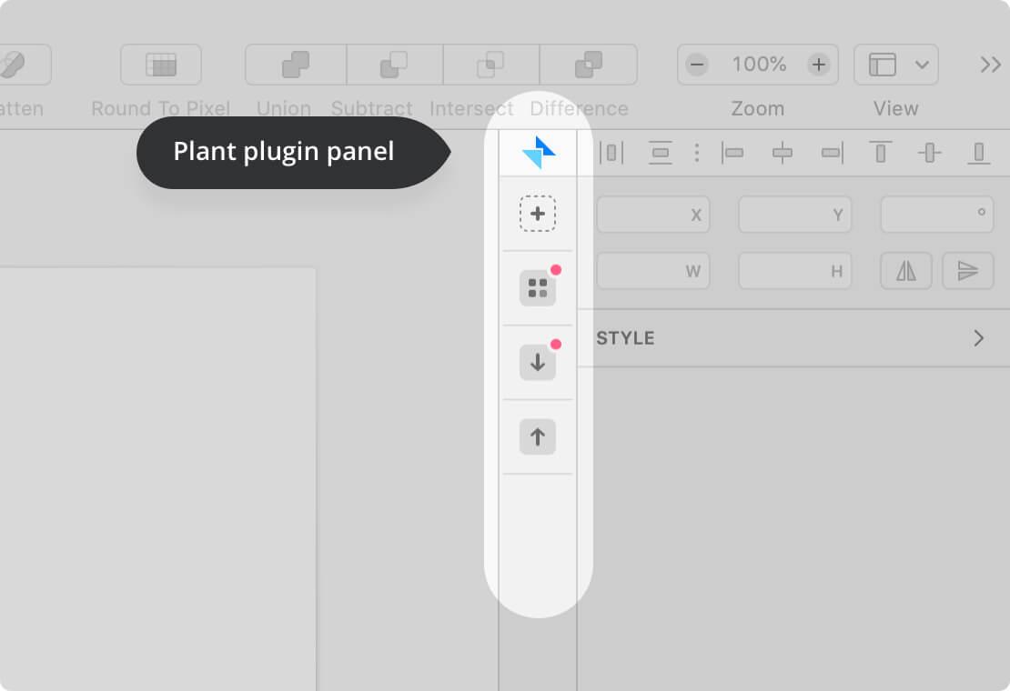 Sketch plugin